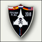 Patch Frisian Flag 2018 - 8 euros