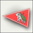 Patch Fanion SAL 28 - 5 euros